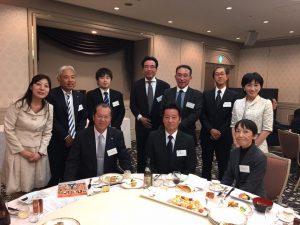 【岡山支部】4学部合同同窓会が開催されました