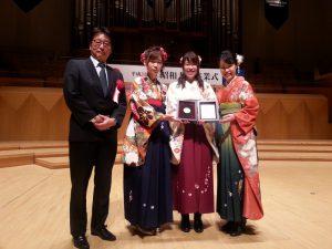昭和大学卒業式が行われました!