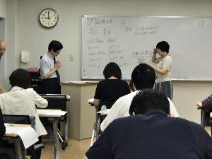 昭和大学薬学部卒後研修体験レポート